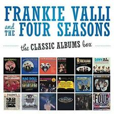 Frankie Valli & And The Four Seasons - The Classic Albums Box (NEW CD SET)