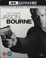 Jason Bourne 4K Muy HD Nuevo 4K UHD (8311114)
