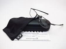 New Authentic Oakley Socket 5.0 OX3217-0255 Satin Pewter Eyeglasses 55mm