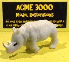 CORGI 1144 CHIPPERFIELDS SCAMMELL CRANE TRUCK reproduction gris en plastique Rhino