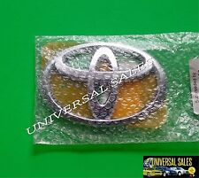 YARIS TOYOTA RS STD LIFTGATE REAR HATCHBACK EMBLEM LOGO 2006 2011 NEW IN BAG OEM