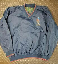 1996 Atlanta Olympics Jacket Pullover Starter Green Vintage mens Sz XL