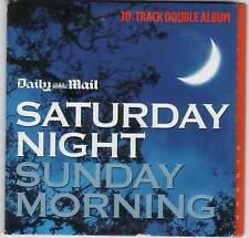 SATURDAY NIGHT SUNDAY MORNING: PROMO 2 CD SET: 30 TRACKS - MAVERICKS, TAKE THAT