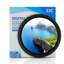 JJC 58mm ND2-ND400 Variable Neutral Density(ND) Filter W/a Dedicated Filter Case