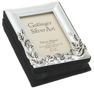 Godinger Mini Album with Rose and Satin Finish