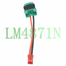 MPX Multiplex M/F Adapter JST male on-line Lipo battery FPV LED Light