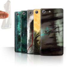 Housses et coques anti-chocs rouge Sony Xperia M pour téléphone mobile et assistant personnel (PDA)