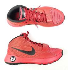 Nike KD Trey 5 3 University Red Black Bright Crimson 749377-606 Mens Size 14