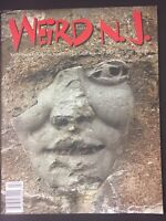 Weird NJ Magazine Issue 21 Fish Factory Nike Missile Jail Cemetery Luna Parc