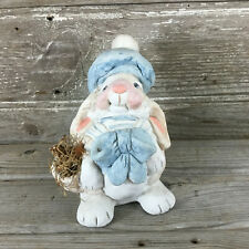 "Dreamsicles ""Mr. Bunny� Rabbit Figurine Blue"