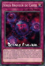 Yu-Gi-Oh ! Virus Broyeur de Carte (Crush Card) SDKS-FR031(SDKS-EN031) VF/COMMUNE