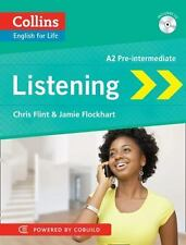 Listening: A2 Pre-intermediate (Collins English for Life), Flockhart, Jamie, Fli
