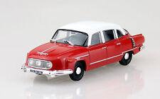 Tatra 603-1 rot-weiß 1970 Blister 1:43 Ixo/Altaya Modellauto