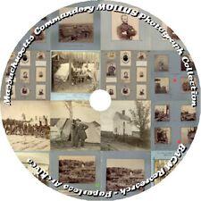 Civil War: Massachusetts Commandery MOLLUS Photograph Collection 26,500 Images
