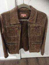 politix leather jacket Women Size S-M