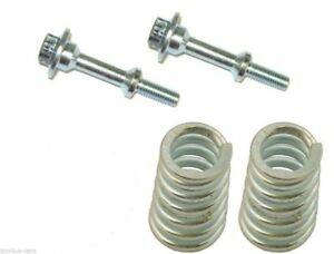 TOYOTA CELICA EXHAUST FITTING KIT BOLTS, SPRINGS