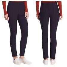 $265 THEORY NAVALANE Neoteric Stretch Skinny Navy Blue Pants - Sz 0 (XS)