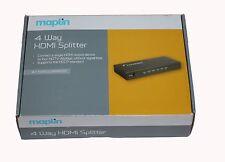 Maplin Splitter 4 vie-n53qk-RRP = £ 69.99