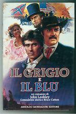 LEEKLEY JOHN IL GRIGIO E IL BLU MONDADORI 1983 PRIMA EDIZIONE
