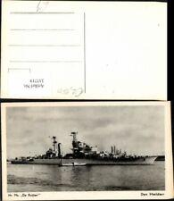 337719,Foto Ak Schiff Kriegsschiff Marine Hr. Ms. De Ruijter Den Helder