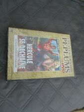 "RARE! DVD NEUF ""HERCULE SE DECHAINE"" Brad HARRIS, Serge GAINSBOURG / peplum"