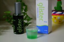 1 pcs bootle Concentrated Mouthwash GLISTER 50ml 2.8ltr amway oral care