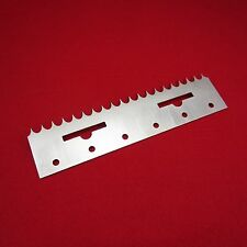40er Anschlagkamm Einhängekamm für Strickmaschinen - cast-on-combs hanger-combs