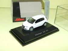 VW GOLF GTi Blanc SCHUCO 1/87  ho