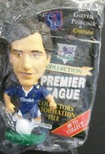 Prostars CHELSEA (HOME) PEACOCK, PL69 Sealed Sachet & Card