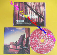 CD MUKI Quiet Riot 2000 Uk MANTRA RECORDS MNTCD1020 no lp mc dvd (CS13)