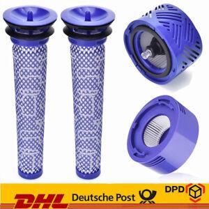 Hepa Filter Für Dyson V6 V7 V8 Animal Absolute Akku-Staubsauger Ersatzteil
