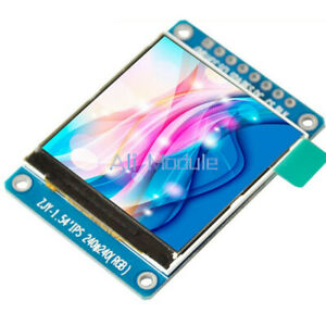 NEW 1.54 inch TFT IPS 240x240 SPI LCD Display Module for Arduino Raspberry Pi