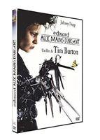 Edward aux mains d'argent DVD NEUF SOUS BLISTER Tim Burton - Johnny Depp