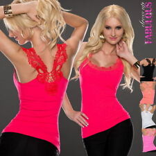 Women's Nylon Sleeveless Casual Tops & Blouses
