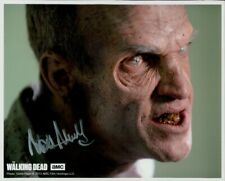 THE WALKING DEAD 8x10 photo signed by actor Mike Mundy