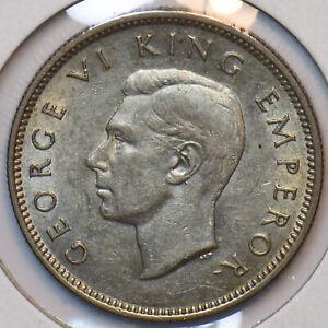New Zealand 1941 Shilling 294614 combine shipping