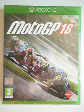 MotoGP 18 Jeu Vidéo XBOX ONE
