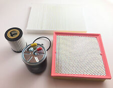 Filtro de aceite filtro de aire filtro polen kraftstofffil. chrysler 300 C LX 3.0 CRD 218 CV