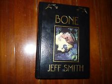 Bone One Volume Limited Edition Jeff Smith Signed HC