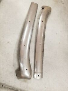 1968 1969 1970 DODGE PLYMOUTH B BODY CONVERTIBLE FRONT WINDSHIELD TRIM MOULDING