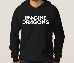 Imagine Dragons Hoodie I Bet My Life Long Gift Graphic Top Quality hooded Gift