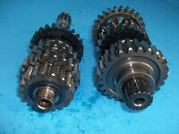 HONDA TRANSMISSION GEARS COUNTER SHAFT INPUT OUTPUT 1ST 2ND 3RD 4TH 5TH CR250R