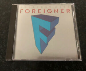 FOREIGNER  - Greatest Hits - CD