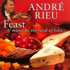 ANDRE RIEU Andre's Choice - Feast (2016 SBS Reissue) CD NEW