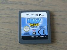 JEU NINTENDO DS 3DS TETRIS PARTY DELUXE