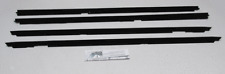1978-80 Chevy Monte Carlo W/O Special Molding Window Weatherstrip Kit 4pc