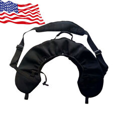 Archery Bow Sling Carrier Case Bag Backpack Cover Belt Storage for Compound Bow