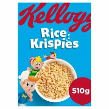 12x Kellogg's Rice Krispies Cereal 510g. BBE: 2/5/20