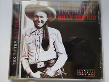 TEX RITTER <>  Billy The Kid   <> NM (CD)