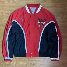 VINTAGE NBA CHICAGO BULLS WARM UP JACKET